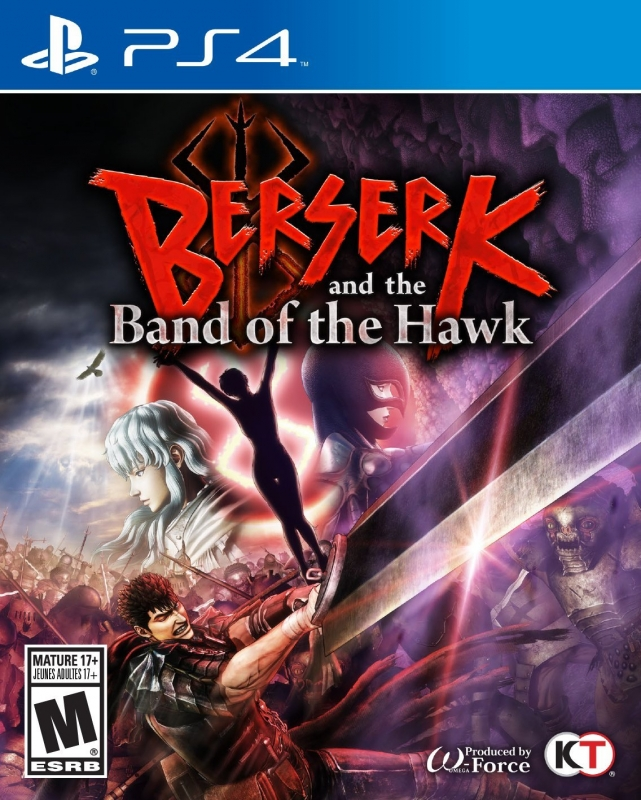 Berserk and the Band of the Hawk on PS4 - Gamewise