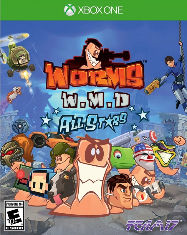 Worms: WMD Wiki - Gamewise