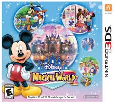Disney Magical World on 3DS - Gamewise