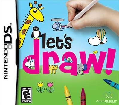 Let's Draw! on DS - Gamewise