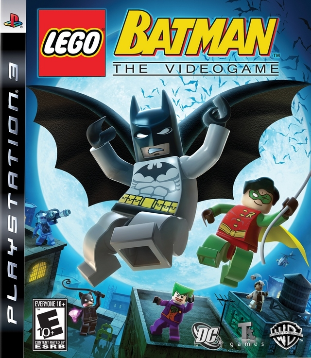 LEGO Batman: The Videogame for PS3 Walkthrough, FAQs and Guide on Gamewise.co