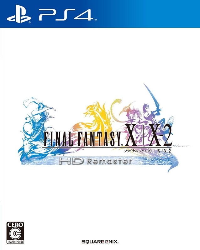 Final Fantasy X-X2 HD on PS4 - Gamewise
