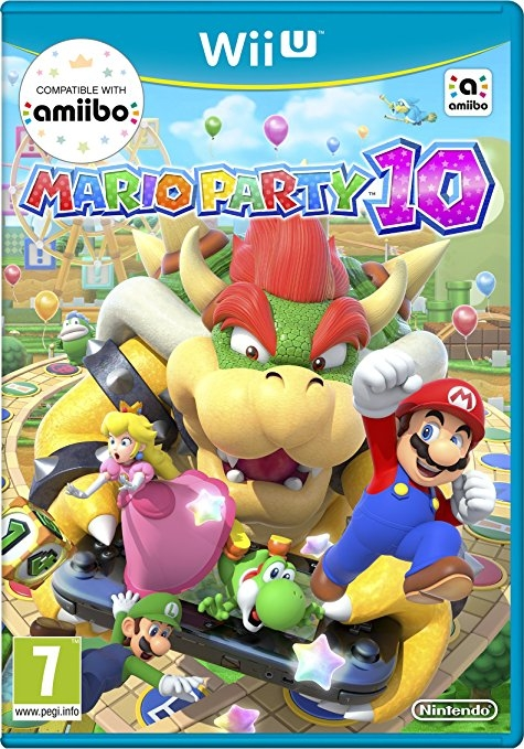 Mario Party 10 on Gamewise