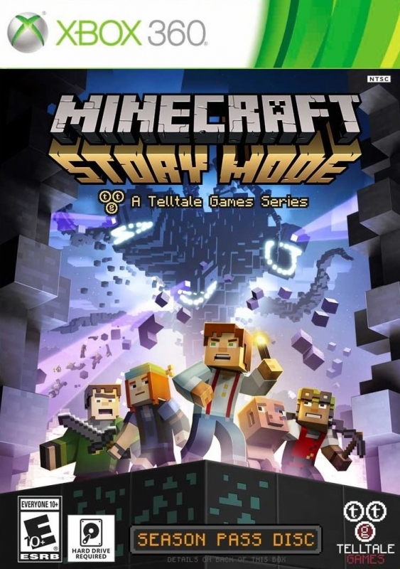 Minecraft: Story Mode for X360 Walkthrough, FAQs and Guide on Gamewise.co