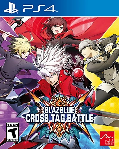 BlazBlue: Cross Tag Battle | Gamewise