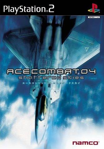 Ace Combat 04: Shattered Skies on PS2 - Gamewise