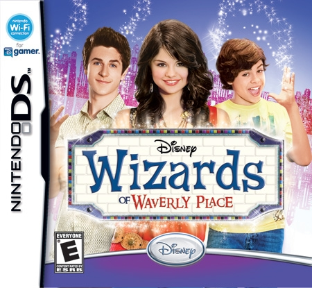 Wizards of Waverly Place on DS - Gamewise