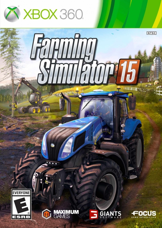 Farming Simulator 2015 on X360 - Gamewise