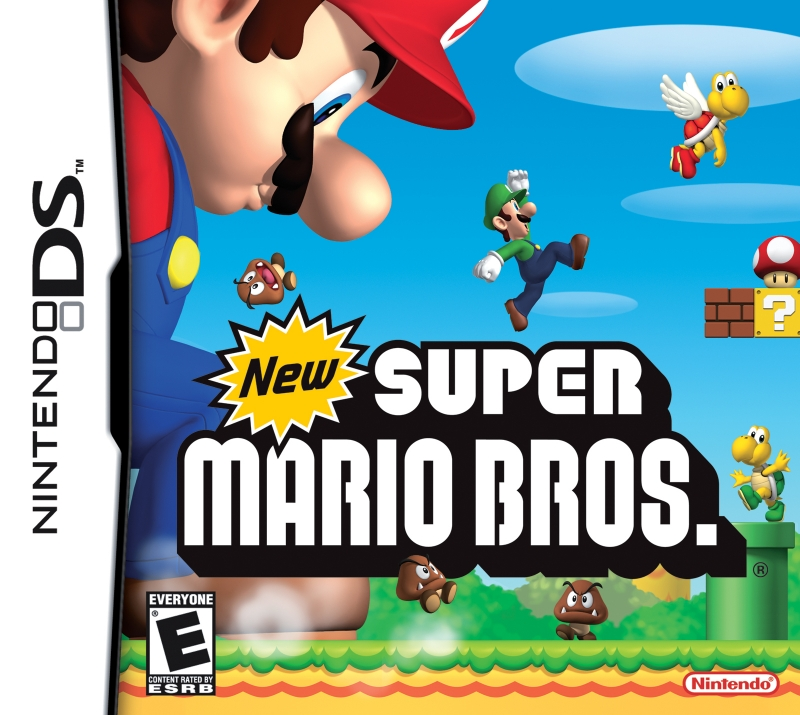 New Super Mario Bros. on DS - Gamewise