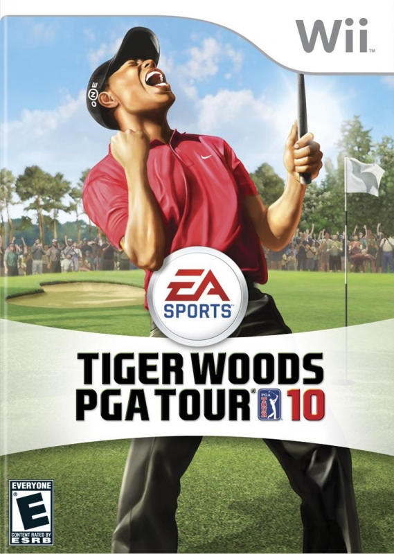 Tiger Woods PGA Tour 10 on Wii - Gamewise