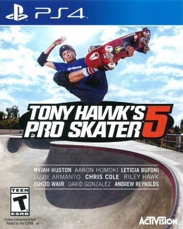 Tony Hawk's Pro Skater 5 on PS4 - Gamewise