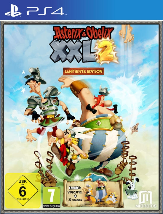 Asterix and Obelix XXL2 Wiki - Gamewise