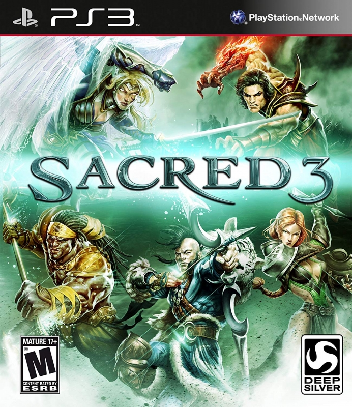 Sacred 3 for PS3 Walkthrough, FAQs and Guide on Gamewise.co