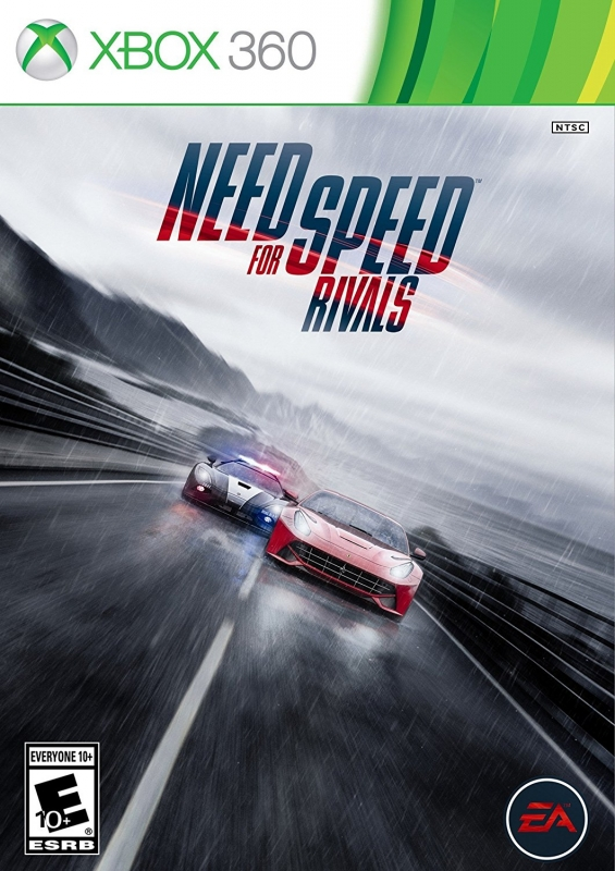 Need for Speed Rivals on X360 - Gamewise