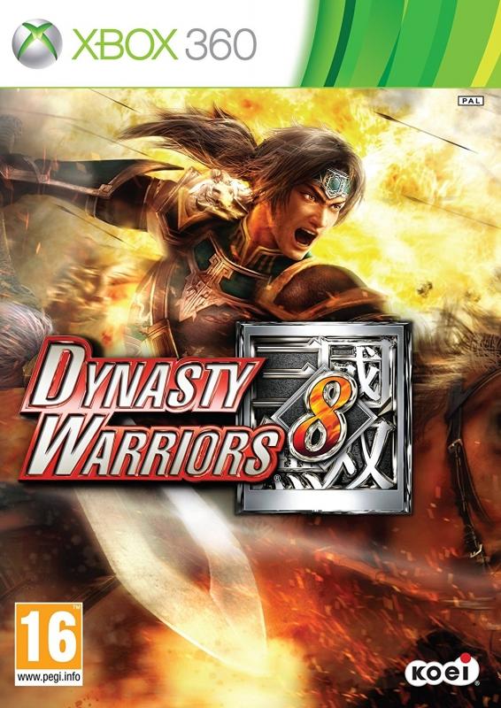 Dynasty Warriors 8 [Gamewise]