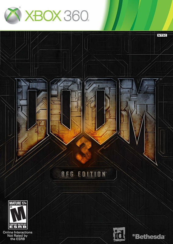 Doom 3 BFG Edition on X360 - Gamewise
