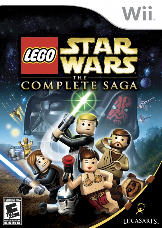 LEGO Star Wars: The Complete Saga on Wii - Gamewise