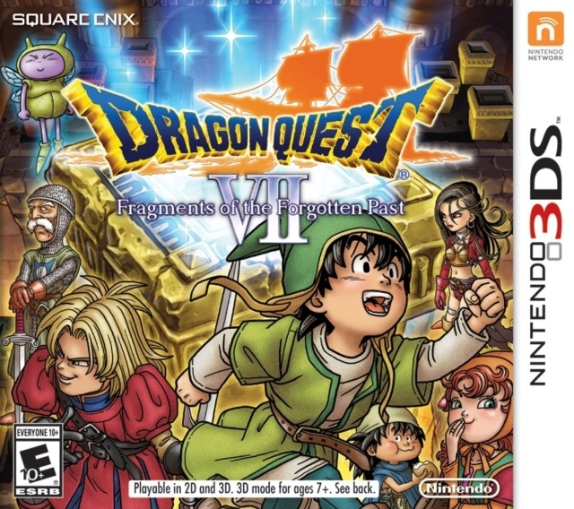 Dragon Quest VII for 3DS Walkthrough, FAQs and Guide on Gamewise.co