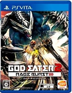 God Eater 2: Rage Burst | Gamewise