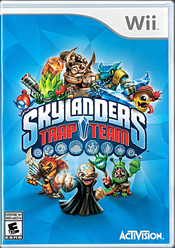 Skylanders: Trap Team on Wii - Gamewise