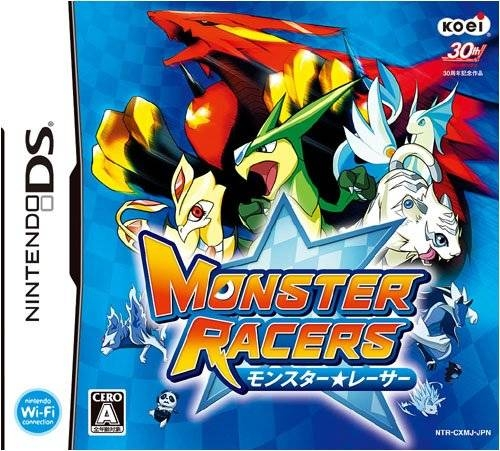 Monster Racers for DS Walkthrough, FAQs and Guide on Gamewise.co