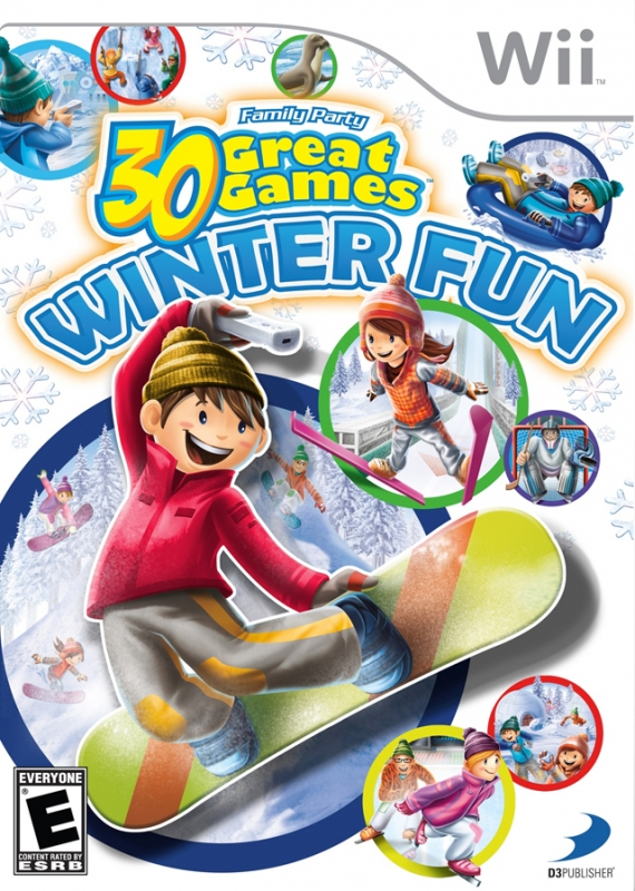 Family Party: 30 Great Games Winter Fun for Wii Walkthrough, FAQs and Guide on Gamewise.co