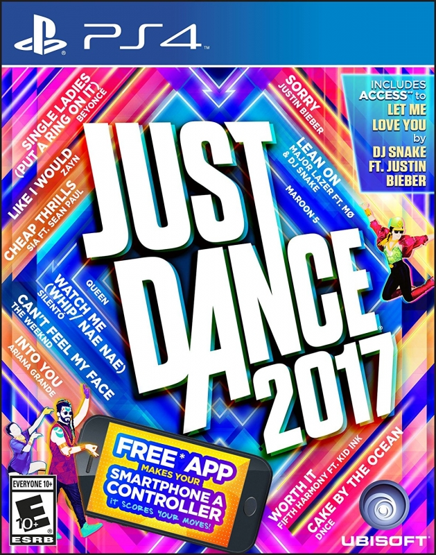 Just Dance 2017 on PS4 - Gamewise