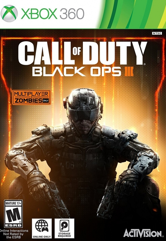 Call of Duty: Black Ops 3 on X360 - Gamewise