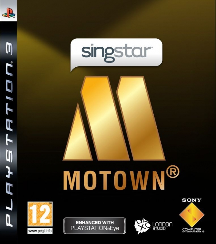 SingStar Motown on PS3 - Gamewise