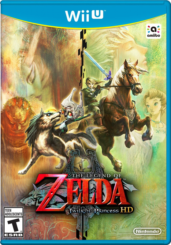The Legend of Zelda: Twilight Princess HD on WiiU - Gamewise