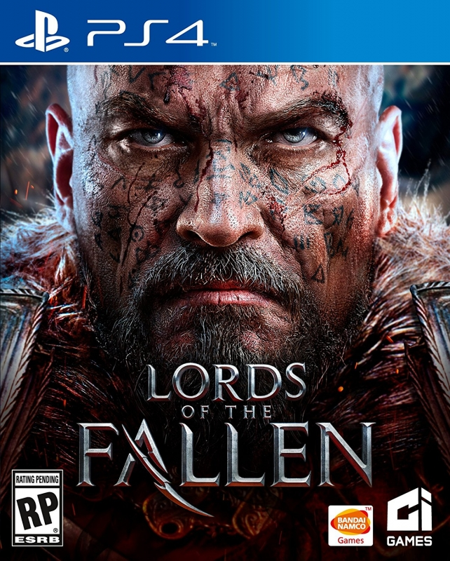 Lords of the Fallen on PS4 - Gamewise