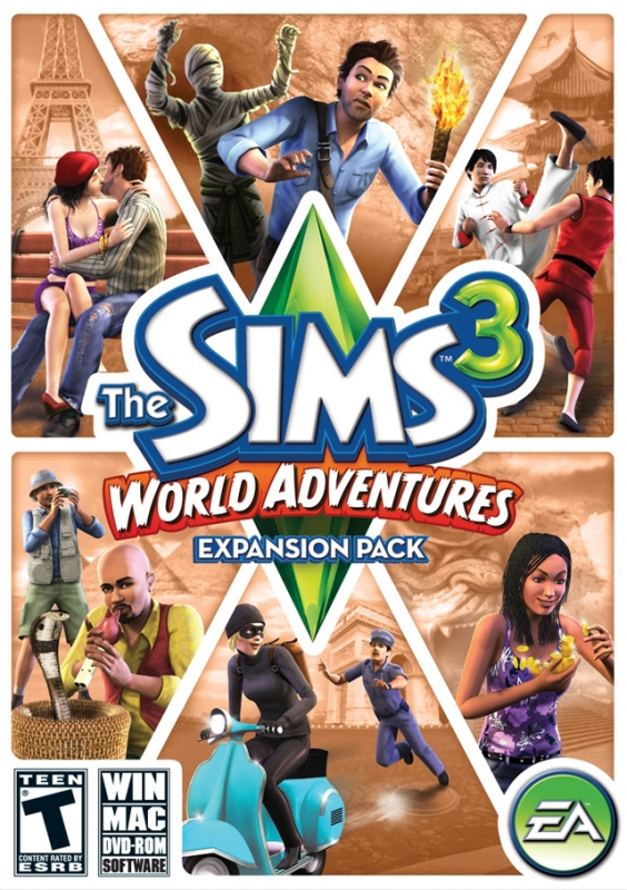 Gamewise The Sims 3: World Adventures Wiki Guide, Walkthrough and Cheats