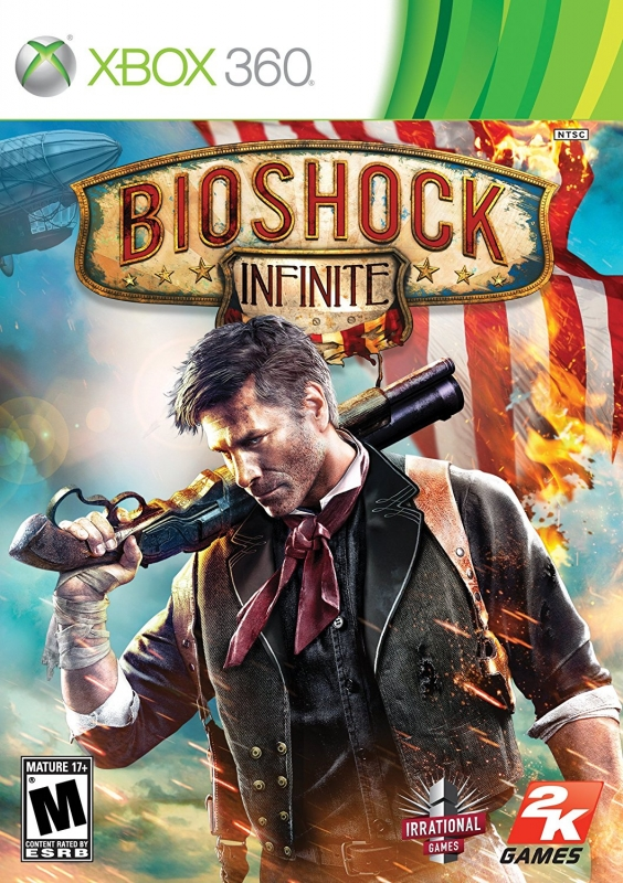BioShock Infinite for X360 Walkthrough, FAQs and Guide on Gamewise.co