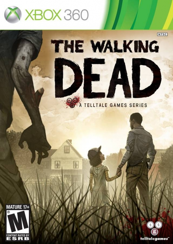 The Walking Dead: A Telltale Games Series on X360 - Gamewise
