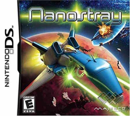 Nanostray for DS Walkthrough, FAQs and Guide on Gamewise.co
