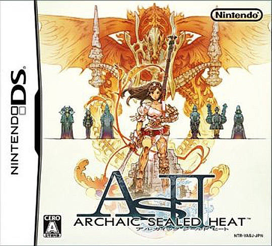 ASH: Archaic Sealed Heat on DS - Gamewise