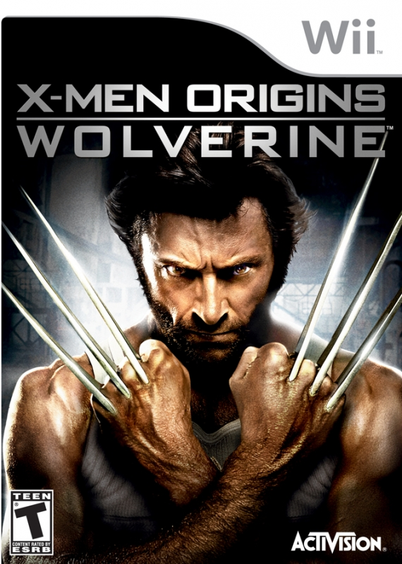 X-Men Origins: Wolverine on Wii - Gamewise