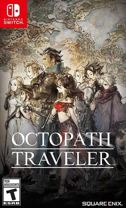 Project Octopath Traveler on NS - Gamewise