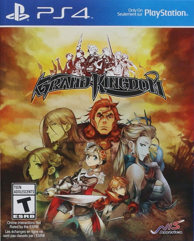 Grand Kingdom [Gamewise]