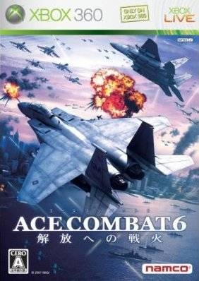 Ace Combat 6: Fires of Liberation for X360 Walkthrough, FAQs and Guide on Gamewise.co