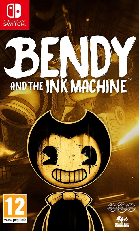 Gamewise Wiki for Bendy and the Ink Machine (NS)