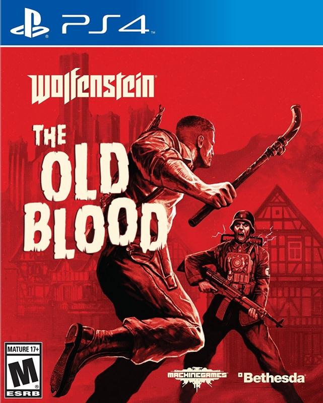 Wolfenstein: The Old Blood on PS4 - Gamewise