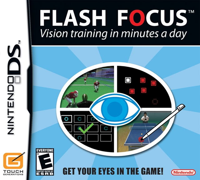 Flash Focus: Vision Training in Minutes a Day on DS - Gamewise