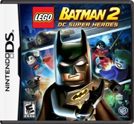 LEGO Batman 2: DC Super Heroes for DS Walkthrough, FAQs and Guide on Gamewise.co
