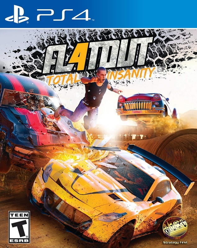 FlatOut 4: Total Insanity | Gamewise