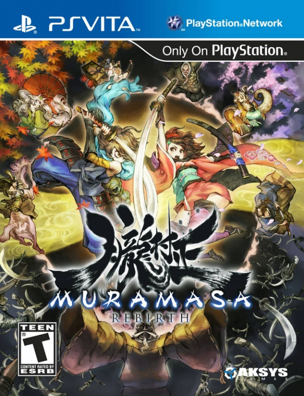 Muramasa Rebirth for PSV Walkthrough, FAQs and Guide on Gamewise.co