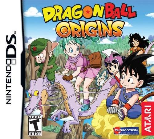 Dragon Ball: Origins (JP & incomplete US sales) [Gamewise]