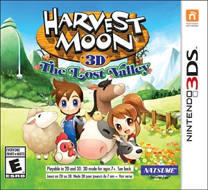 Harvest Moon: The Lost Valley Wiki on Gamewise.co