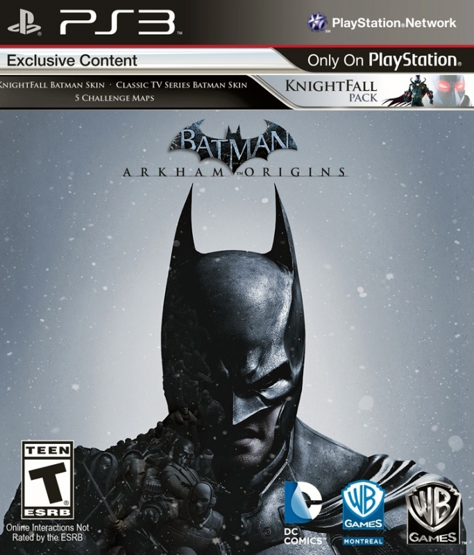 Gamewise Batman: Arkham Origins Wiki Guide, Walkthrough and Cheats