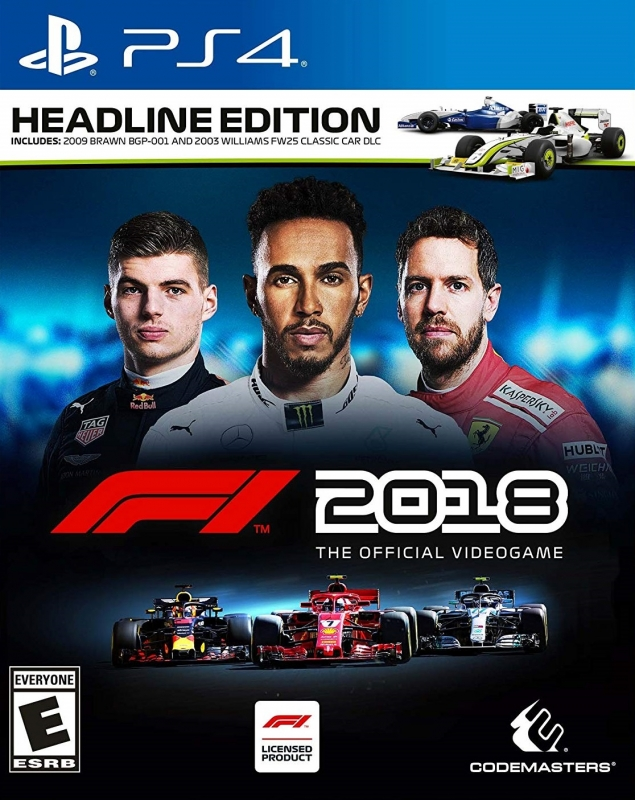 F1 2018 on PS4 - Gamewise